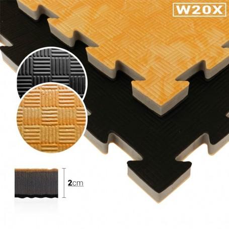 Tatami Efecto Madera 2cm - W20X